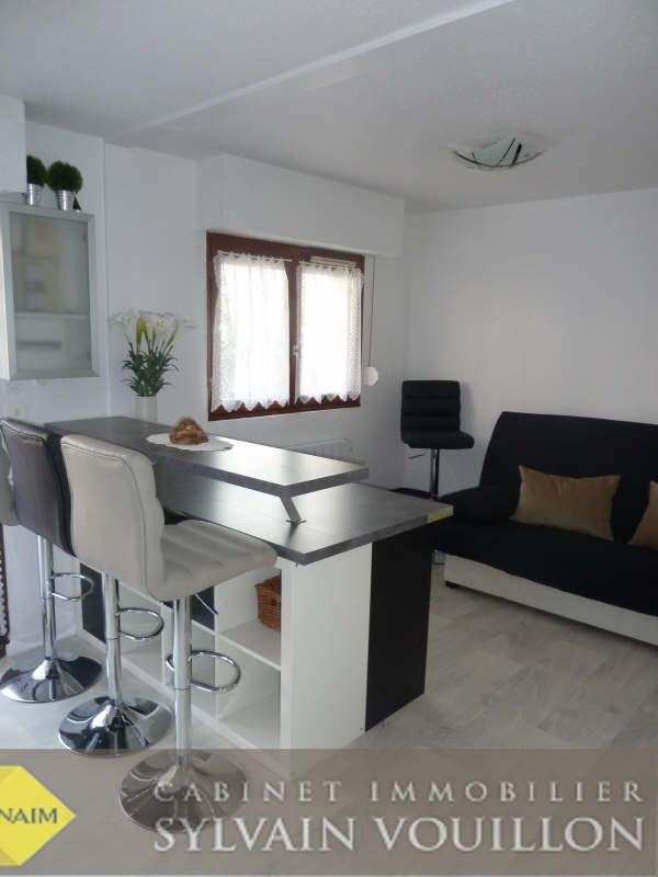 Venta  apartamento Villers sur mer 89000€ - Fotografía 2