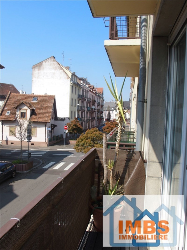 Rental apartment Strasbourg 950€ CC - Picture 4