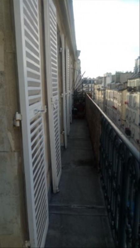 Locação apartamento Paris 18ème 990€ CC - Fotografia 6