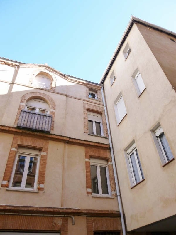 Rental apartment Toulouse 490€ CC - Picture 2
