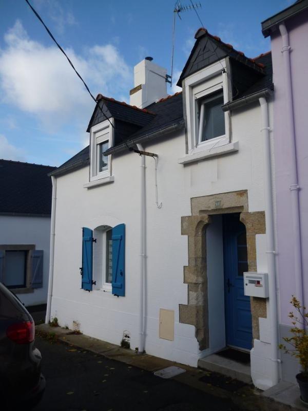 Vente maison / villa Douarnenez 116550€ - Photo 1