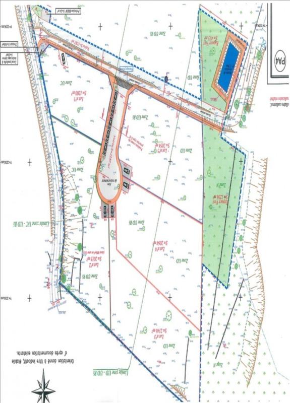 Vente terrain Meounes les montrieux 180000€ - Photo 2