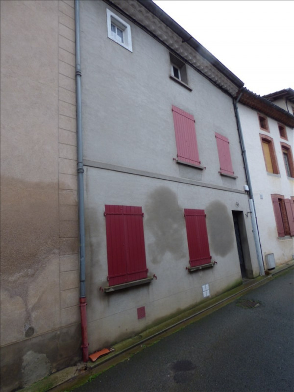 Sale house / villa Aussillon 15000€ - Picture 2