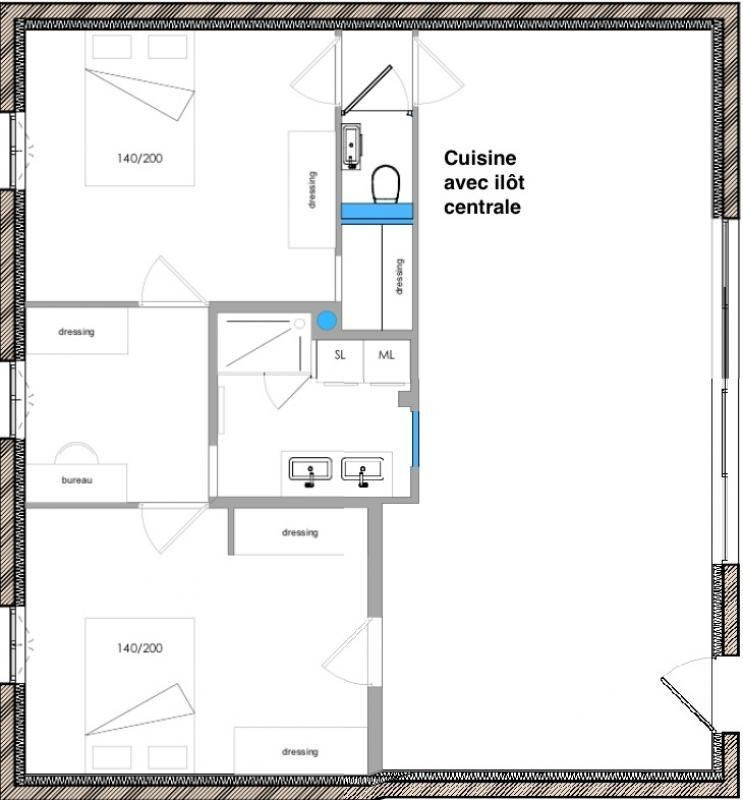Vente appartement Toulouse 310000€ - Photo 7