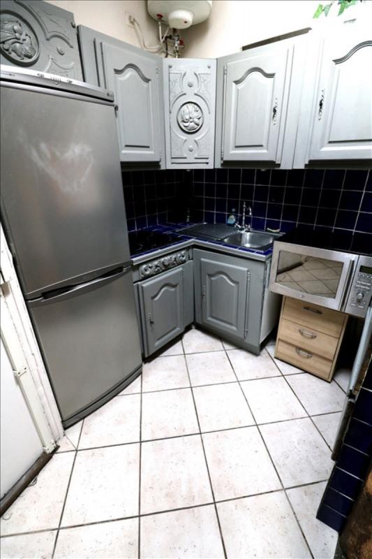 Sale apartment Versailles 214000€ - Picture 5
