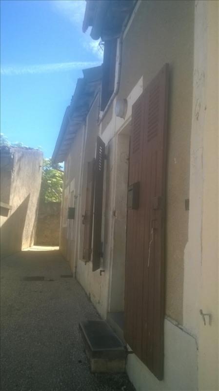 Vente maison / villa Bouresse 19000€ - Photo 1