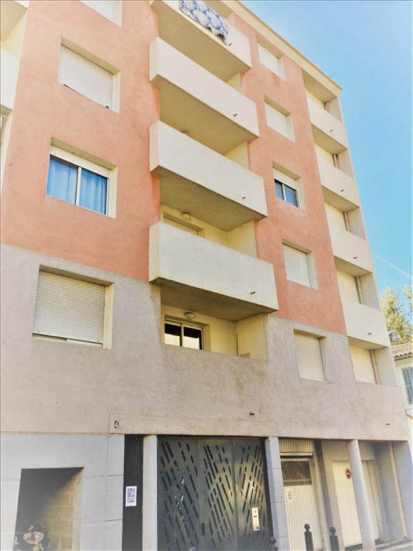 Location appartement Marseille 3ème 515€ CC - Photo 1