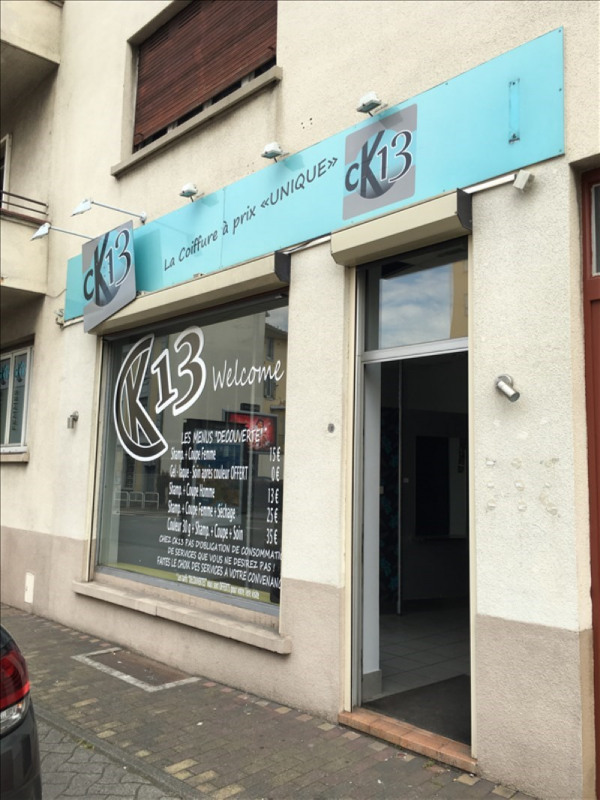 Location local commercial Bischheim 850€ +CH/ HT - Photo 2