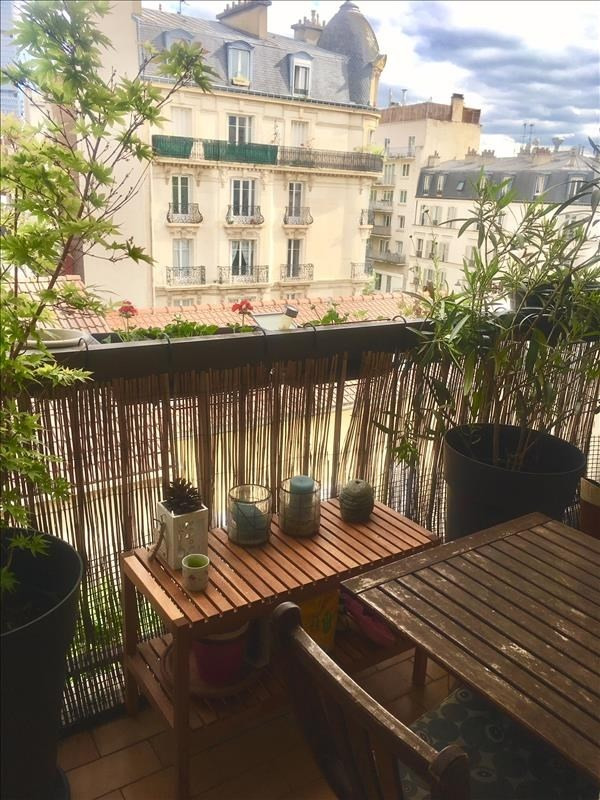 Sale apartment Clichy 845 000€ - Picture 3