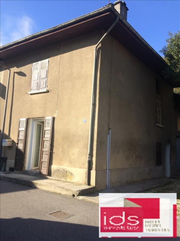 Vente maison / villa La buissiere 137000€ - Photo 1