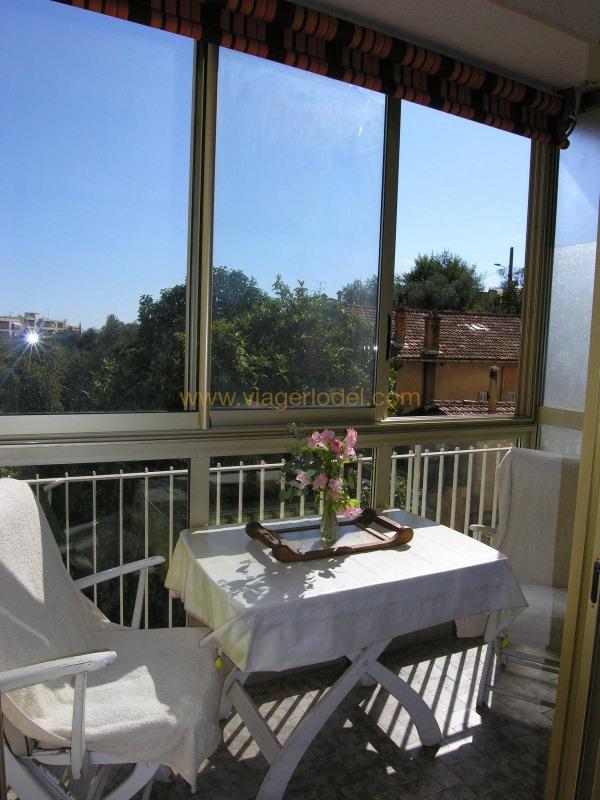 Lijfrente  appartement Le cannet 95000€ - Foto 2