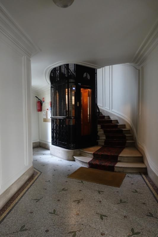 Sale apartment Paris 16ème 122000€ - Picture 5