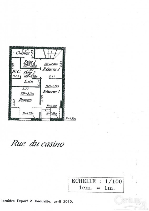 Vente local commercial Deauville 199 000€ - Photo 4