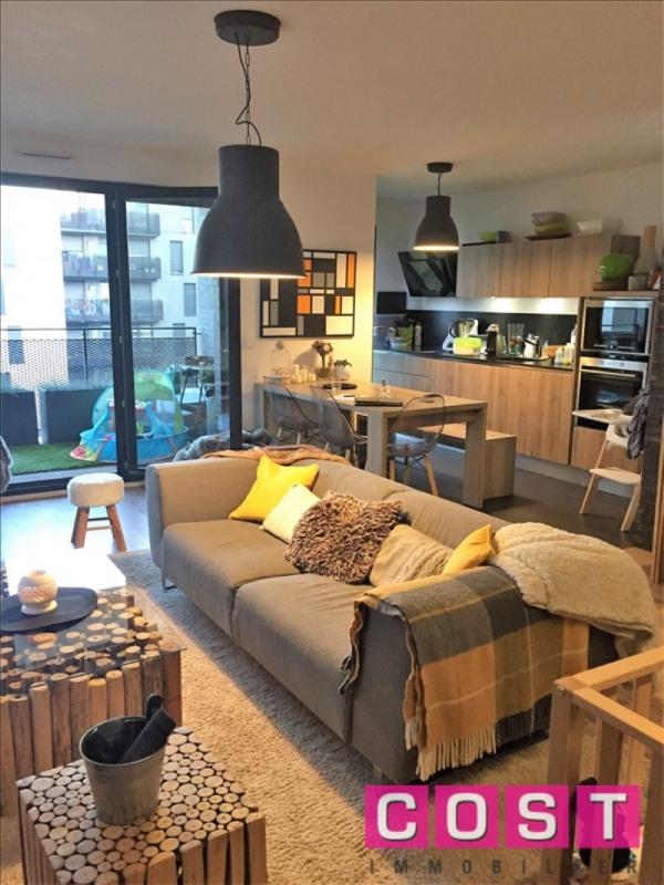 Venta  apartamento Asnieres sur seine 465000€ - Fotografía 2