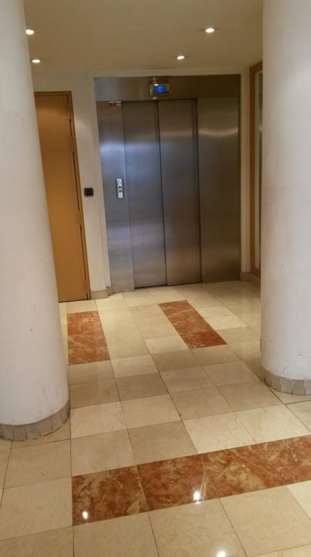 Rental apartment Asnières-sur-seine 900€cc - Picture 1