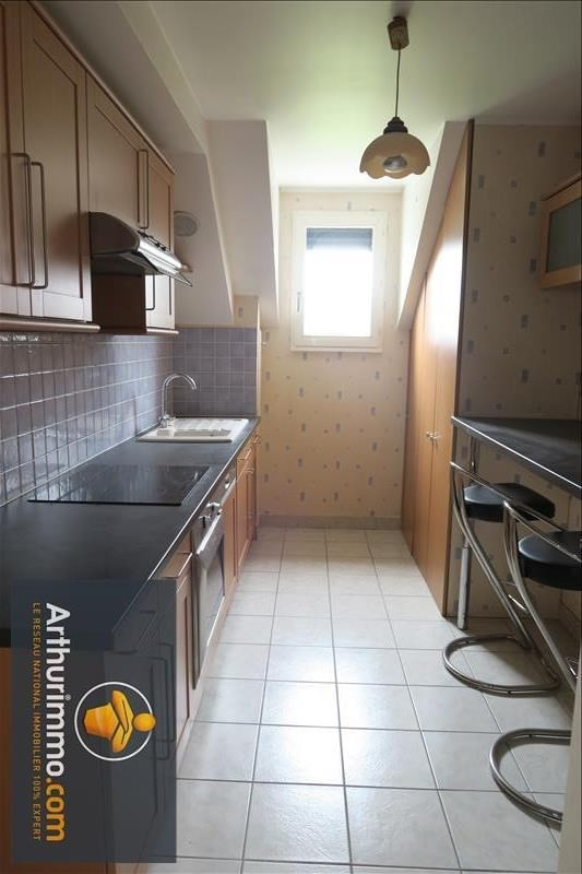 Rental apartment Moissy cramayel 680€ CC - Picture 1