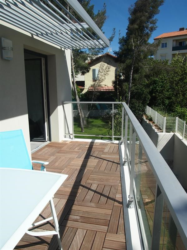 Location vacances appartement Bandol 440€ - Photo 2