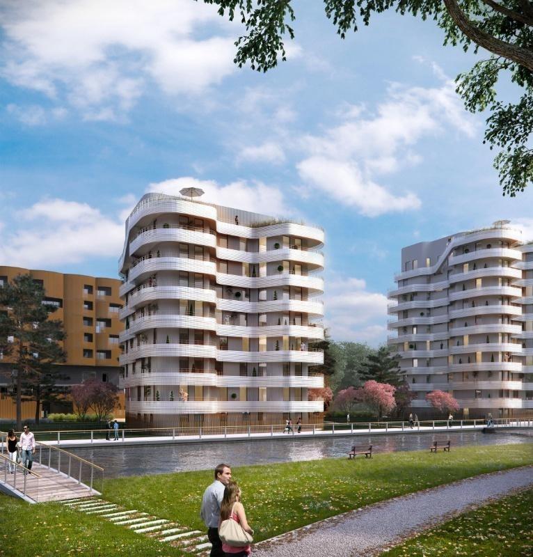 Investissement Appartement 4 pièces 81,1m² Bordeaux