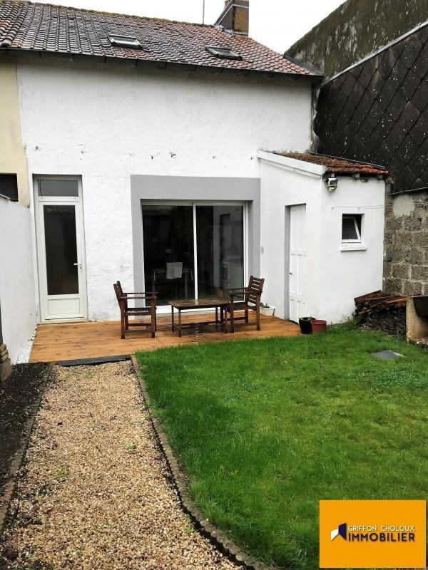 Vente maison / villa Villedieu la blouere 105900€ - Photo 1