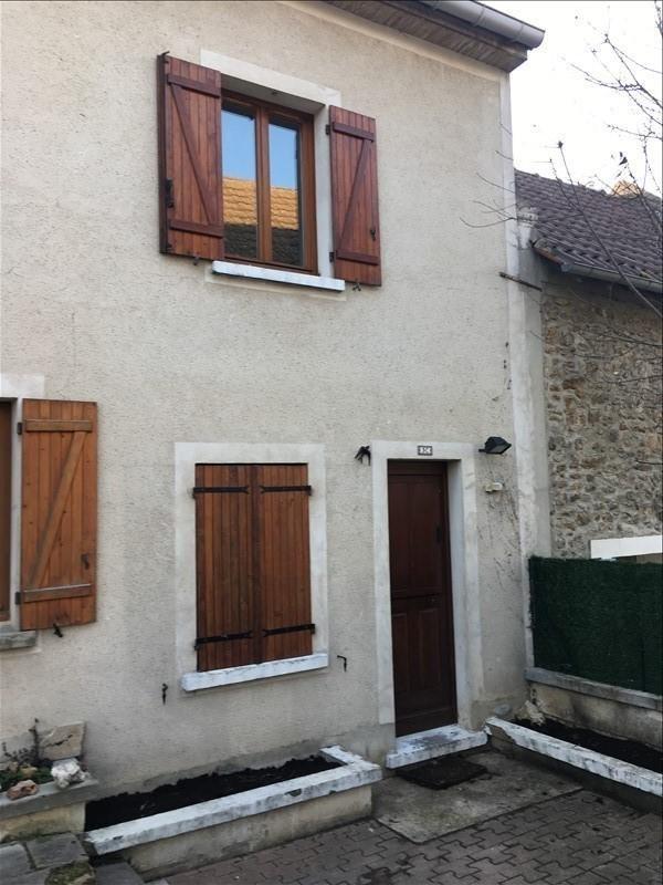 Sale house / villa Nanteuil les meaux 133000€ - Picture 1