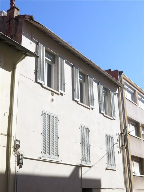 Investment property apartment Toulon 93000€ - Picture 1