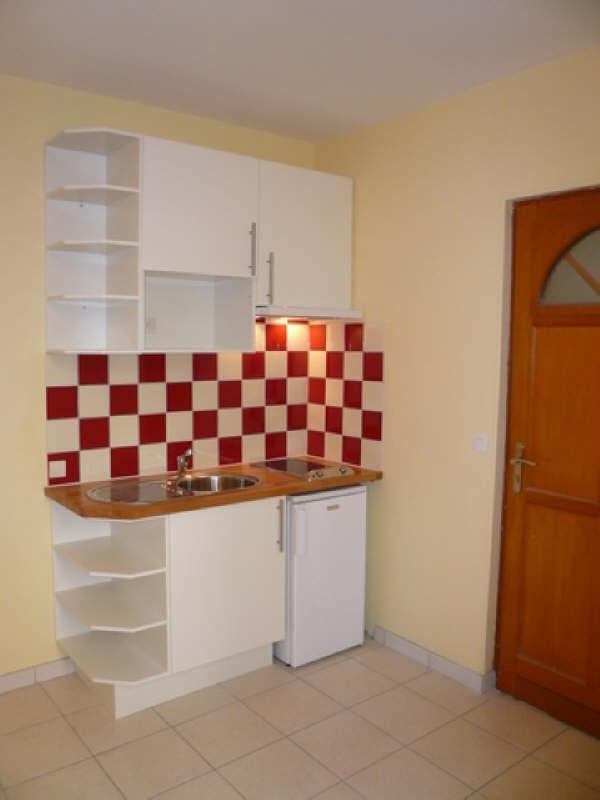Rental apartment Auxerre 295€ CC - Picture 1