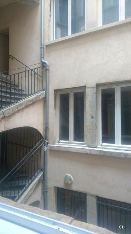 Rental apartment Lyon 1er 570€ CC - Picture 6