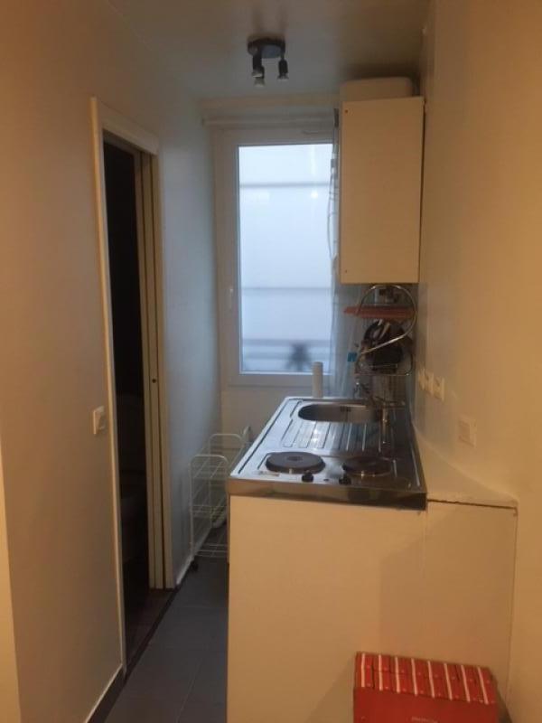 Sale apartment Paris 19ème 119000€ - Picture 2