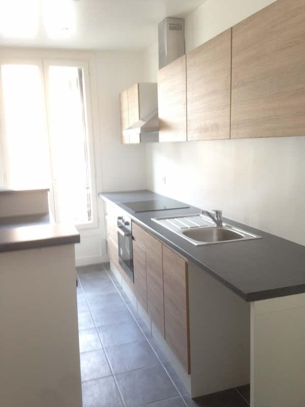 Alquiler  apartamento Gennevilliers 990€ CC - Fotografía 2