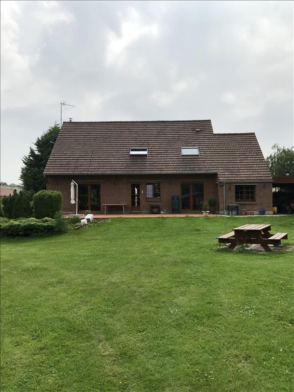 Sale house / villa Hamel 279000€ - Picture 1
