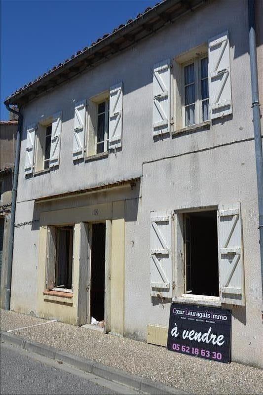 Sale house / villa Bourg st bernard 129000€ - Picture 1