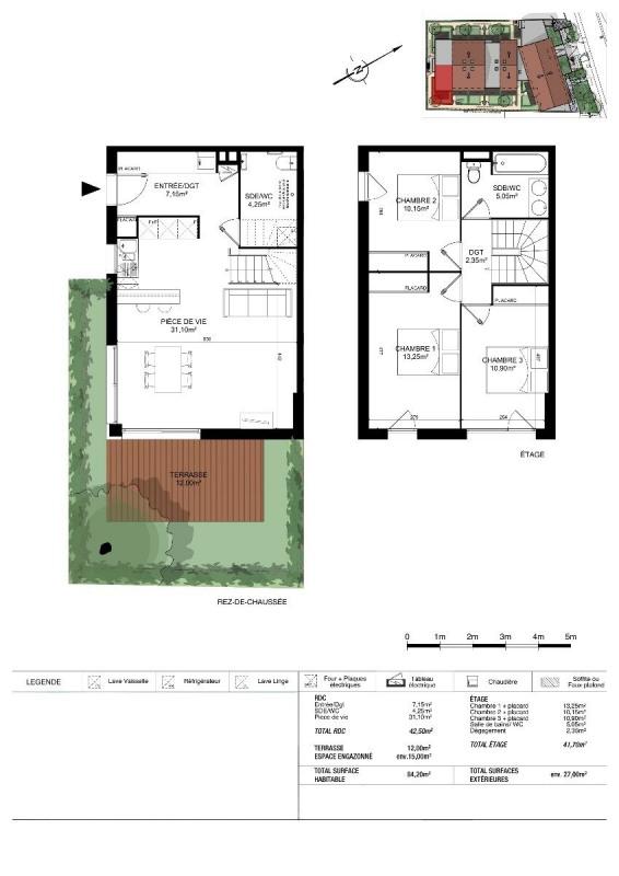 Vente appartement St orens de gameville 329000€ - Photo 5
