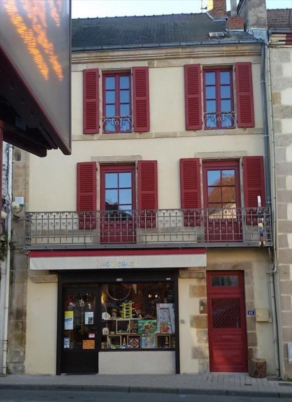 Vente immeuble Bourbon l archambault 90000€ - Photo 1