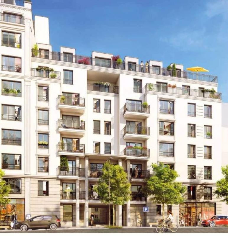 Sale apartment Suresnes 464 000€ - Picture 3