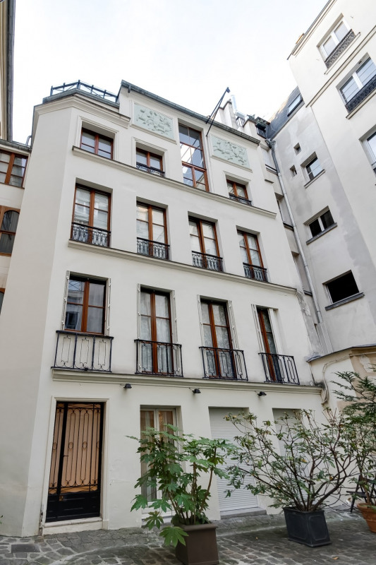 Rental private mansion Paris 6ème 6 500€ CC - Picture 1