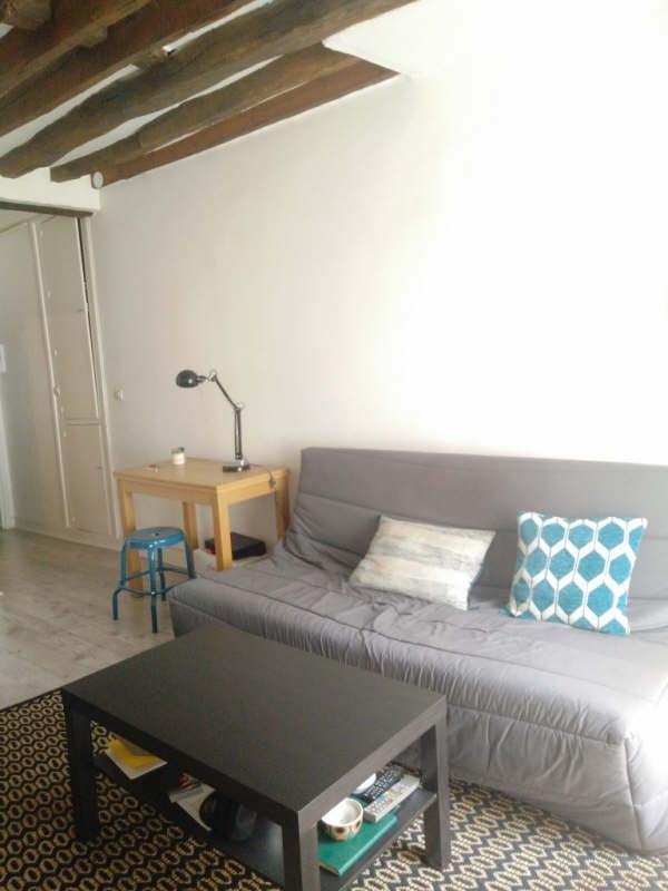 Alquiler  apartamento Paris 7ème 1370€ CC - Fotografía 2