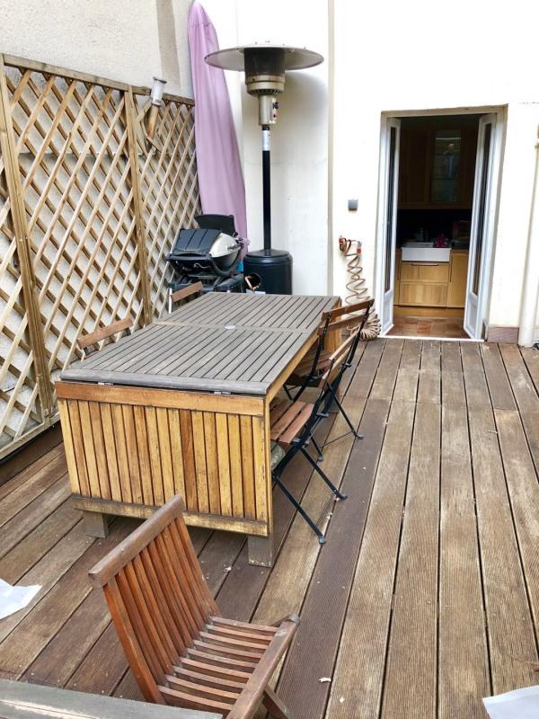 Sale apartment Levallois-perret 925000€ - Picture 1