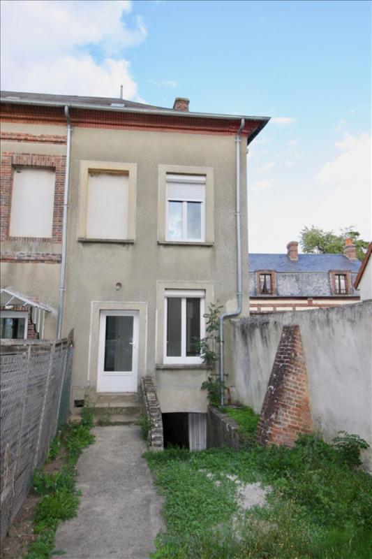 Sale house / villa Conches en ouche 52000€ - Picture 1