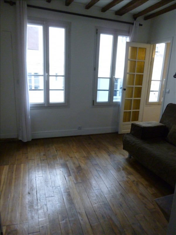 Sale apartment Paris 3ème 449 000€ - Picture 2