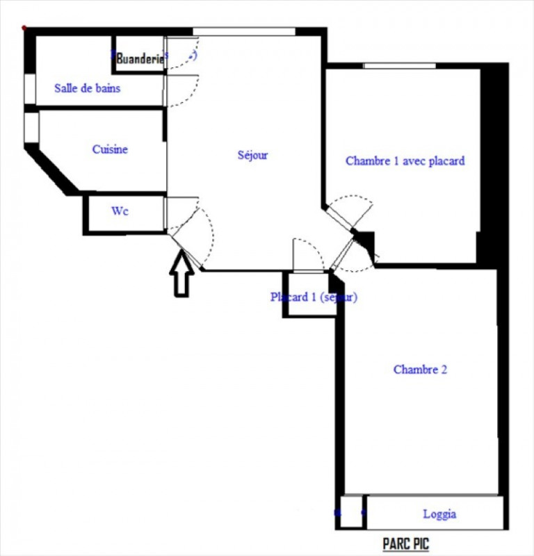 Vente appartement Vanves 347985€ - Photo 9