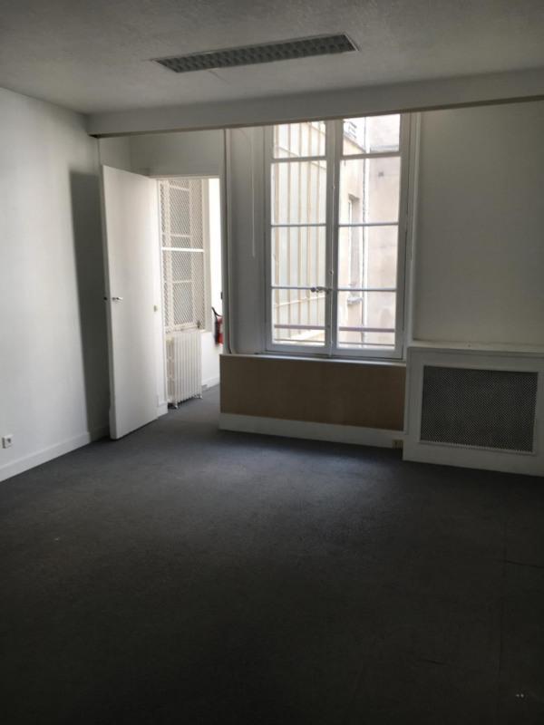 Rental office Paris 2ème 1513,58€ +CH/ HT - Picture 1