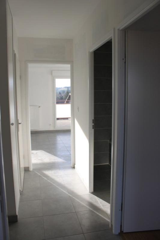 Verkoop  appartement Chuzelles 204000€ - Foto 9