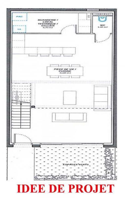 Sale apartment Balan 105000€ - Picture 2