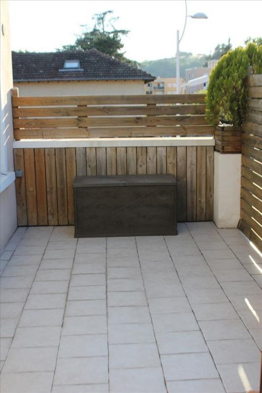 Verkoop  appartement Pont eveque 189000€ - Foto 2