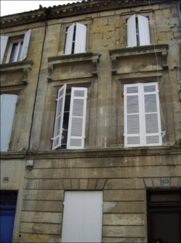 Vente appartement Libourne 62400€ - Photo 1