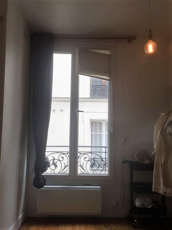 Sale apartment Paris 16ème 163000€ - Picture 2