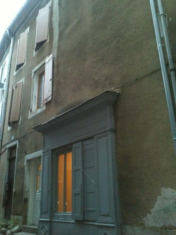 Vente immeuble Aubenas 129000€ - Photo 2