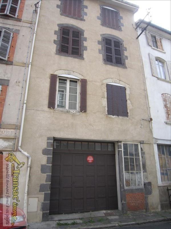 Vente maison / villa Thiers 38500€ - Photo 1