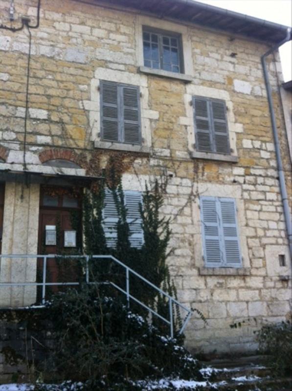 Vente maison / villa Poncin 75000€ - Photo 1