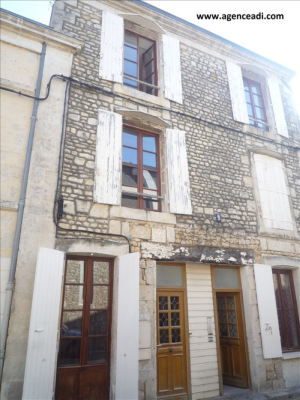 Vente immeuble St maixent l ecole 176800€ - Photo 1